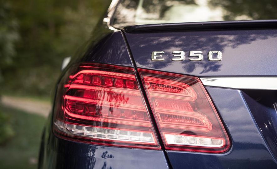 2014 Mercedes-Benz E350 sedan - Slide 9