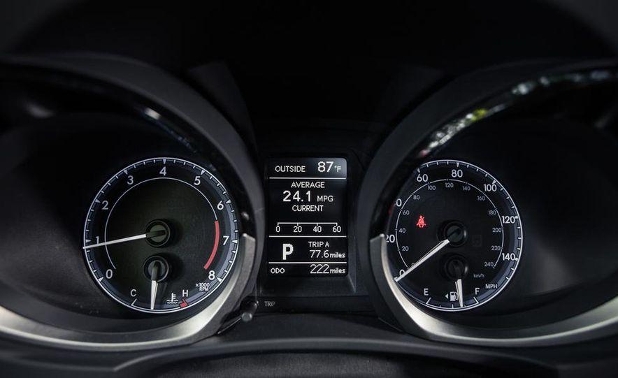 2014 Toyota Corolla S - Slide 22