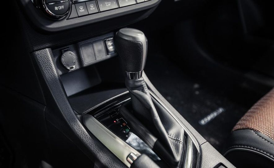 2014 Toyota Corolla S - Slide 25