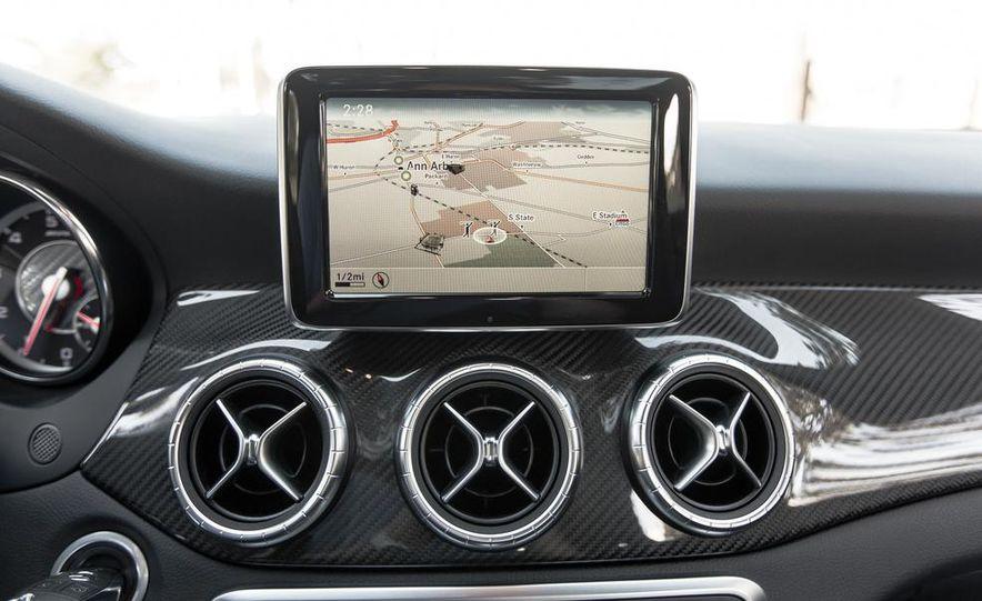 2014 Mercedes-Benz CLA45 AMG 4MATIC - Slide 28