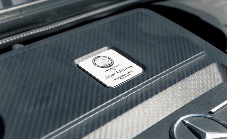 2014 Mercedes-Benz CLA45 AMG 4MATIC - Slide 45