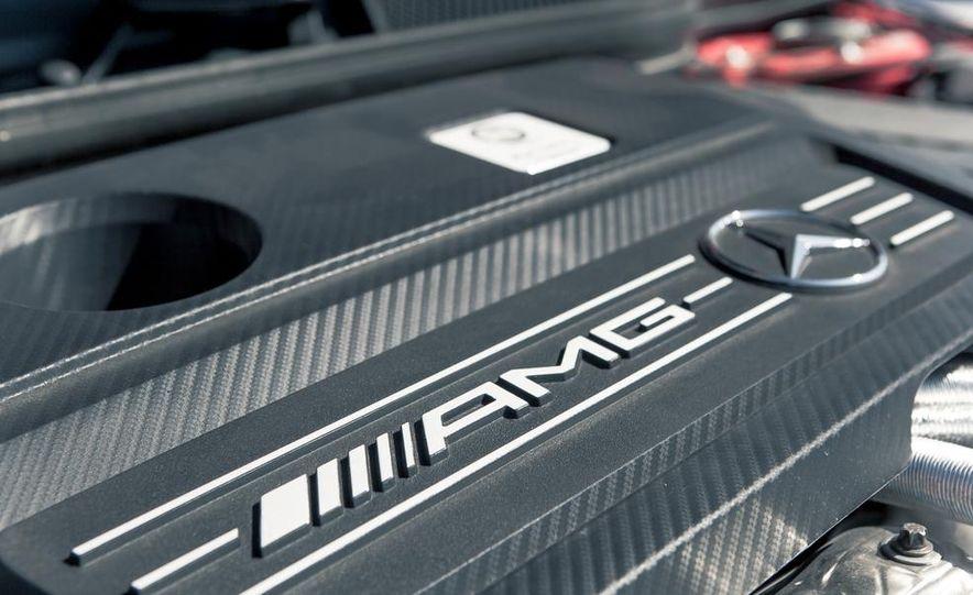 2014 Mercedes-Benz CLA45 AMG 4MATIC - Slide 46