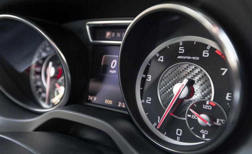 2014 Mercedes-Benz CLA45 AMG 4MATIC - Slide 35