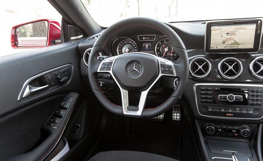 2014 Mercedes-Benz CLA45 AMG 4MATIC - Slide 27