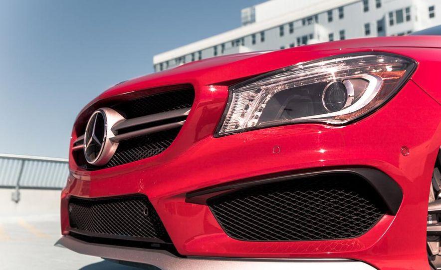 2014 Mercedes-Benz CLA45 AMG 4MATIC - Slide 8