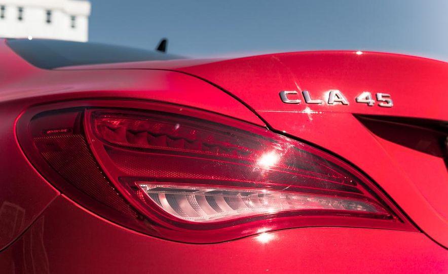 2014 Mercedes-Benz CLA45 AMG 4MATIC - Slide 14