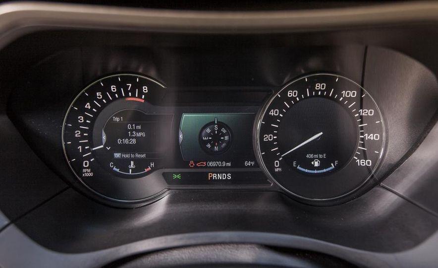 2014 Lincoln MKZ 2.0T AWD - Slide 18