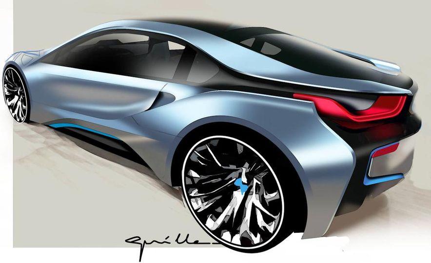 2015 BMW i8 - Slide 50