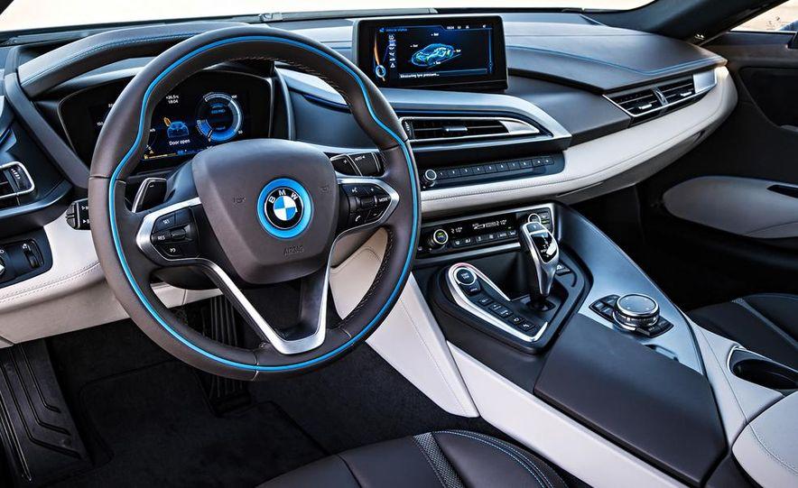 2015 BMW i8 - Slide 27