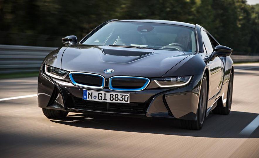 2015 BMW i8 - Slide 16