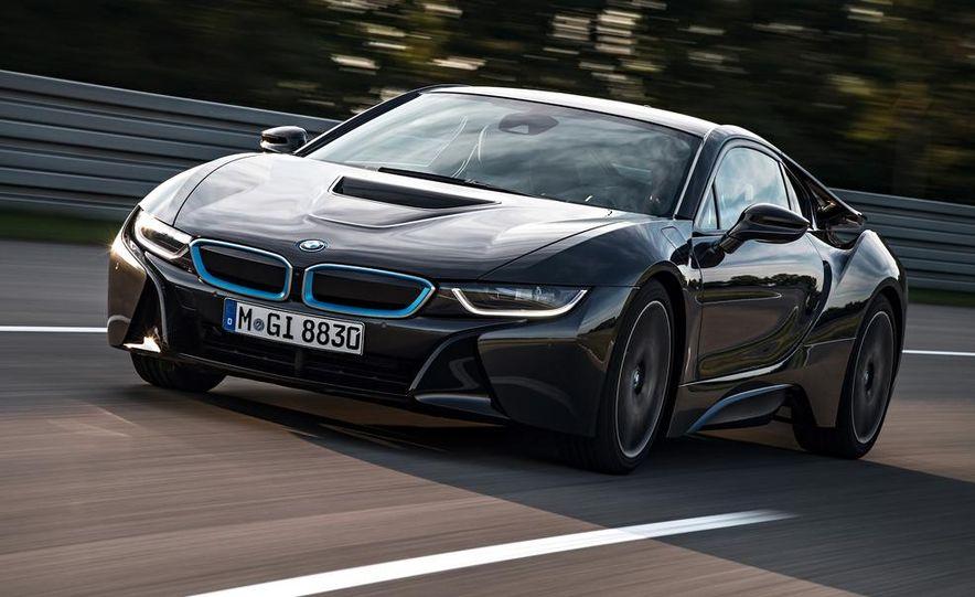 2015 BMW i8 - Slide 19