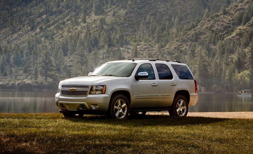 2015 Chevrolet Tahoe LTZ - Slide 15