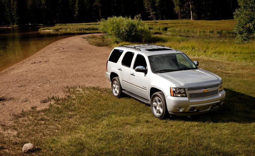 2015 Chevrolet Tahoe LTZ - Slide 16