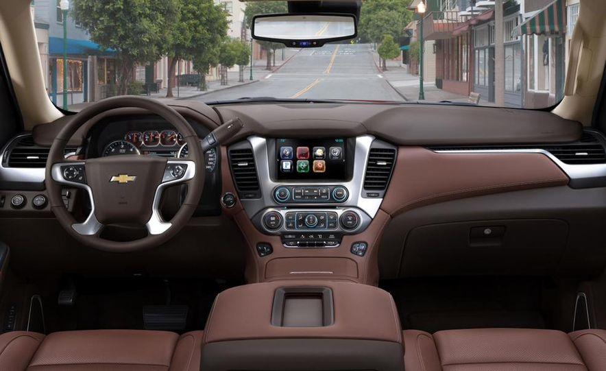 2015 Chevrolet Tahoe LTZ - Slide 4