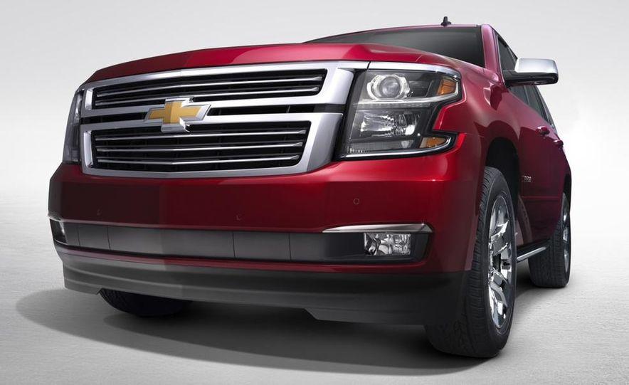 2015 Chevrolet Tahoe LTZ - Slide 3