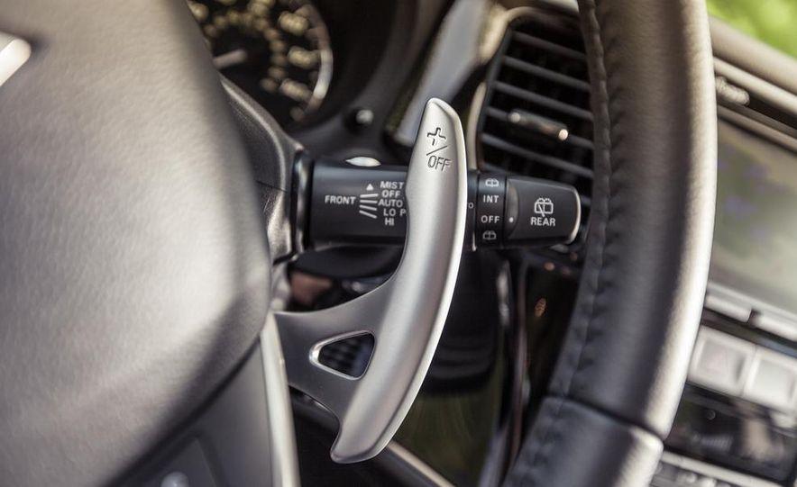 2014 Mitsubishi Outlander GT - Slide 33