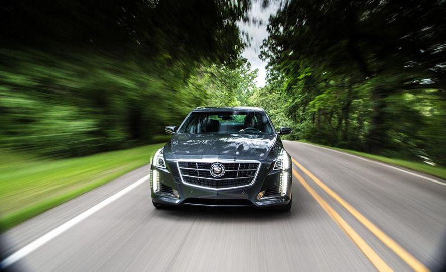 2014 Cadillac CTS Vsport - Slide 1