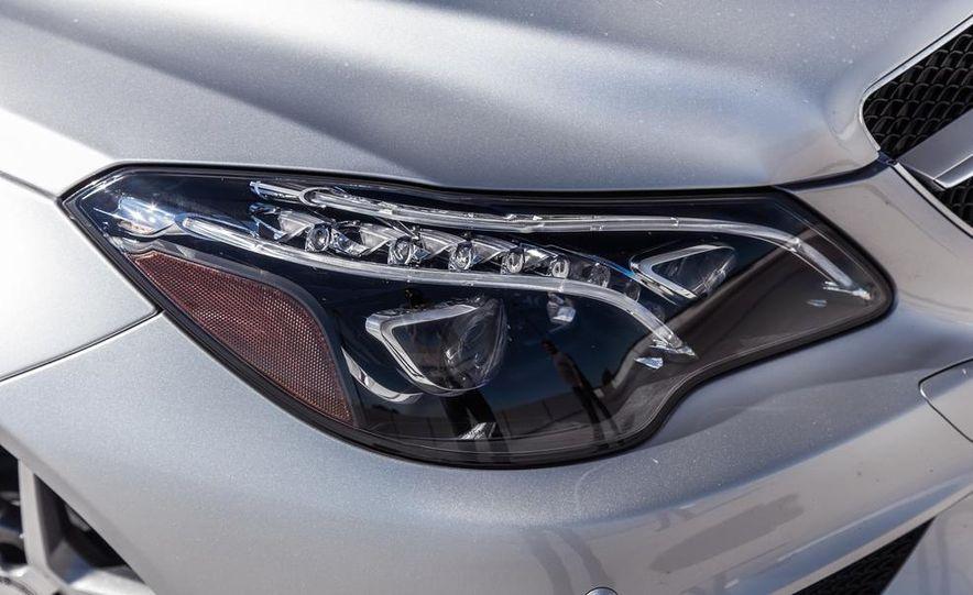 2014 Mercedes-Benz E550 cabriolet - Slide 15