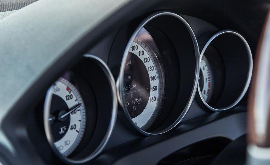 2014 Mercedes-Benz E550 cabriolet - Slide 28
