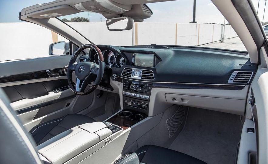 2014 Mercedes-Benz E550 cabriolet - Slide 20