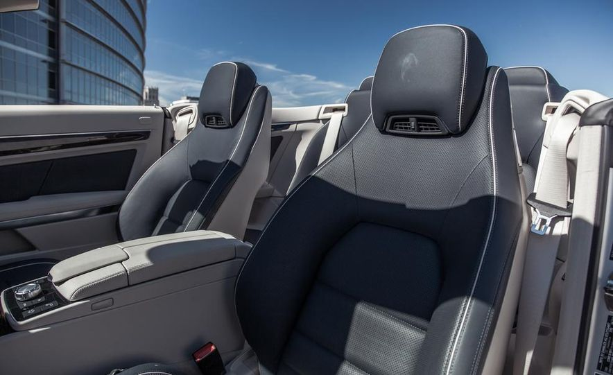 2014 Mercedes-Benz E550 cabriolet - Slide 22