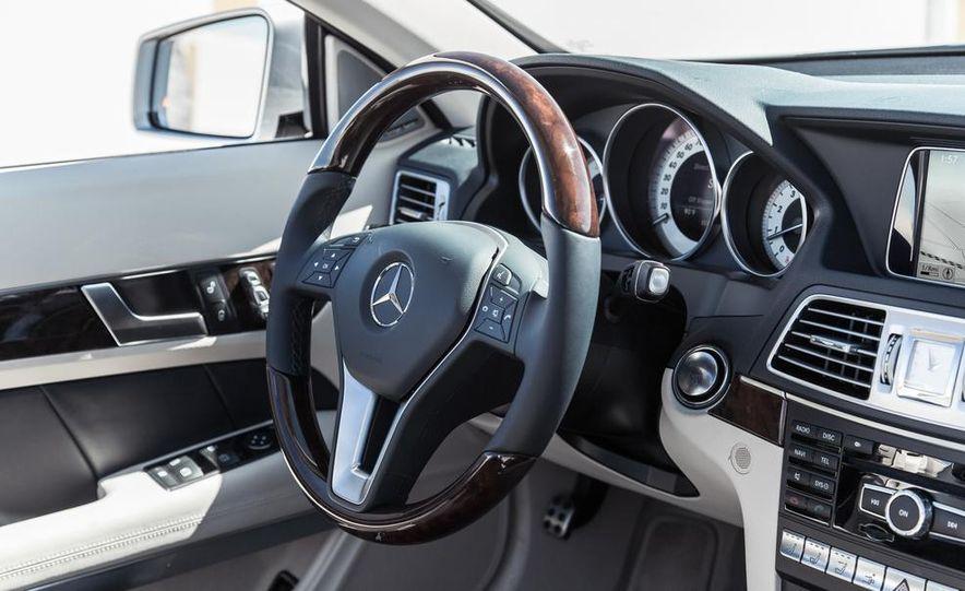 2014 Mercedes-Benz E550 cabriolet - Slide 24