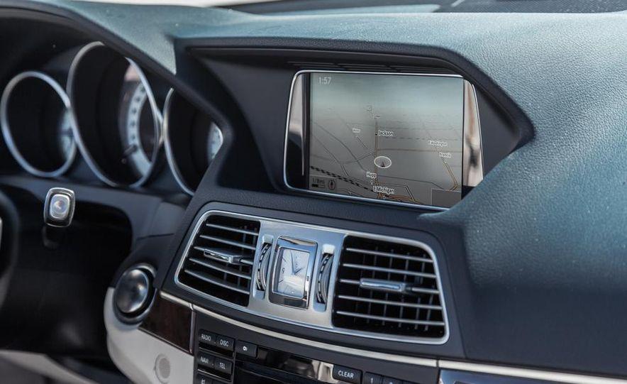 2014 Mercedes-Benz E550 cabriolet - Slide 25