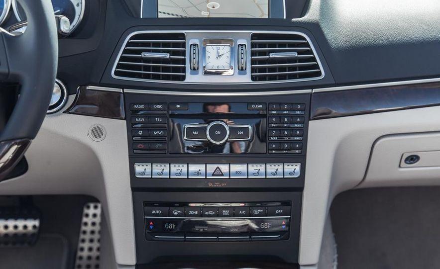 2014 Mercedes-Benz E550 cabriolet - Slide 26