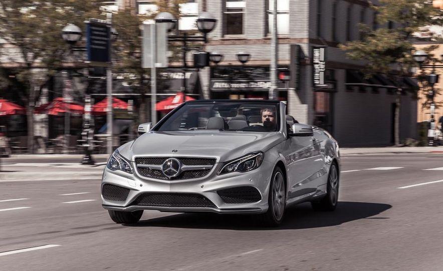 2014 Mercedes-Benz E550 cabriolet - Slide 3