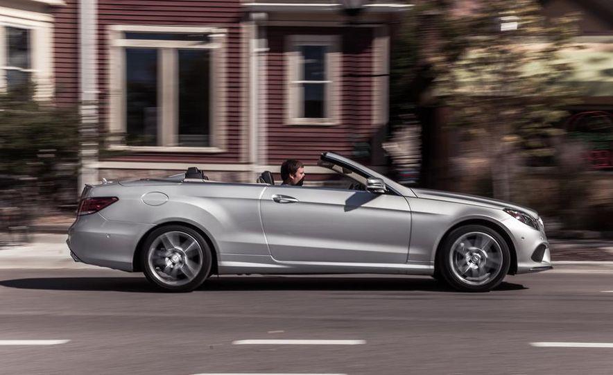 2014 Mercedes-Benz E550 cabriolet - Slide 7