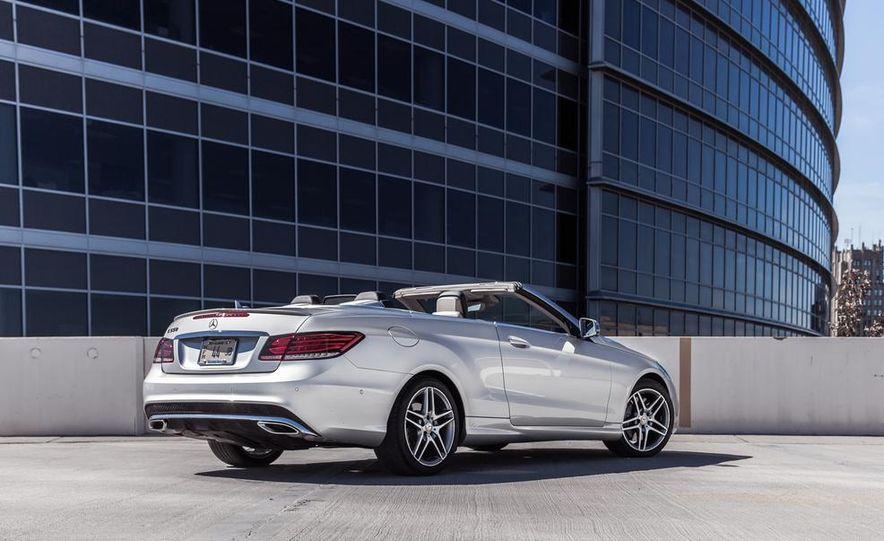 2014 Mercedes-Benz E550 cabriolet - Slide 12