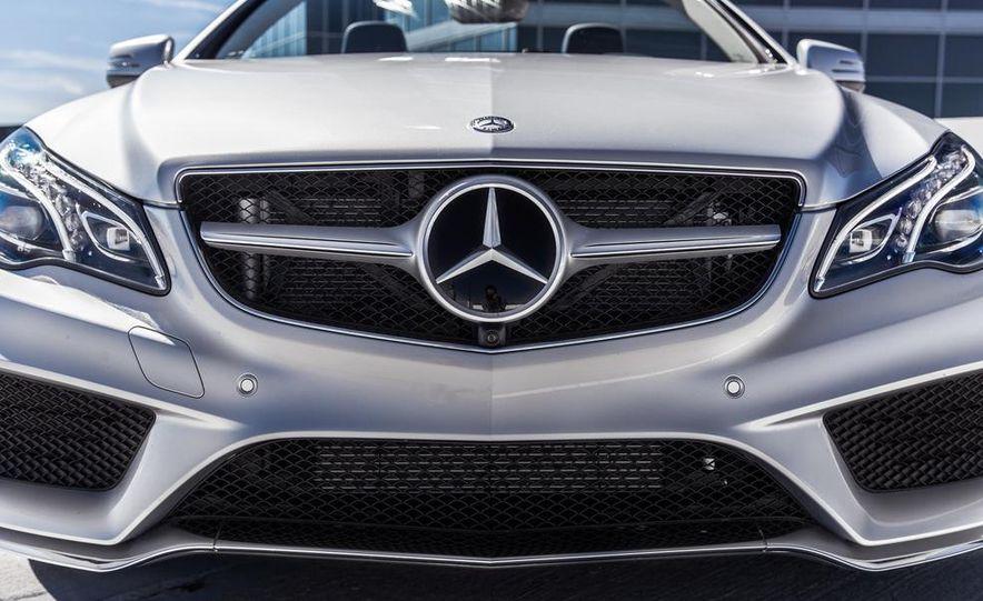 2014 Mercedes-Benz E550 cabriolet - Slide 13