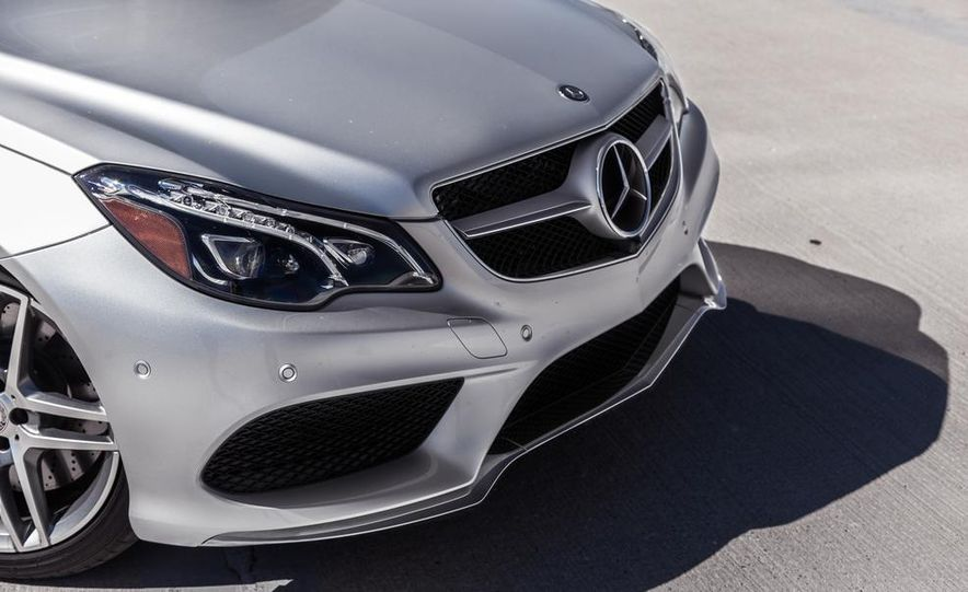 2014 Mercedes-Benz E550 cabriolet - Slide 14