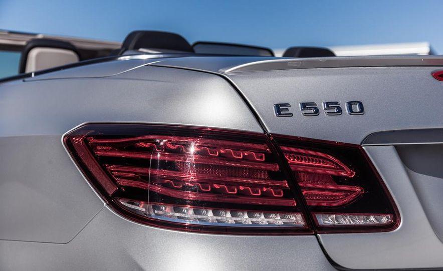 2014 Mercedes-Benz E550 cabriolet - Slide 17
