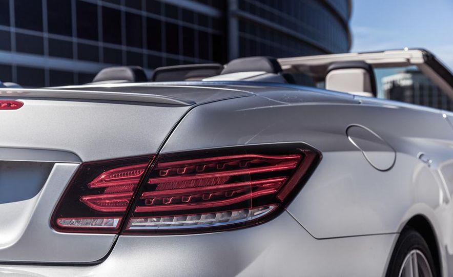 2014 Mercedes-Benz E550 cabriolet - Slide 16