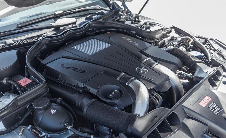 2014 Mercedes-Benz E550 cabriolet - Slide 30