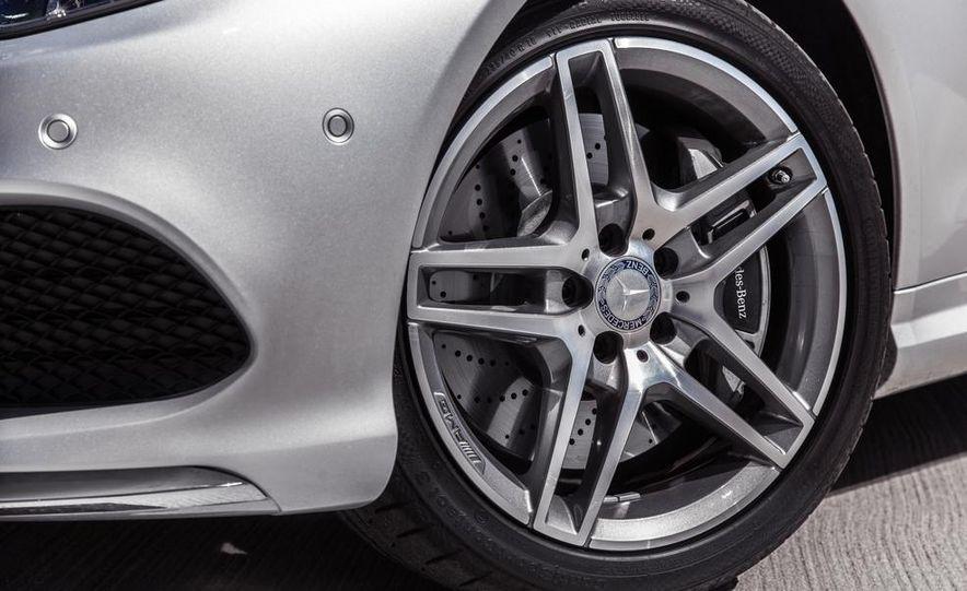 2014 Mercedes-Benz E550 cabriolet - Slide 18