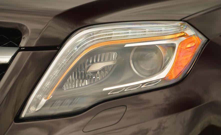 2013 Mercedes-Benz GLK250 BlueTec - Slide 14