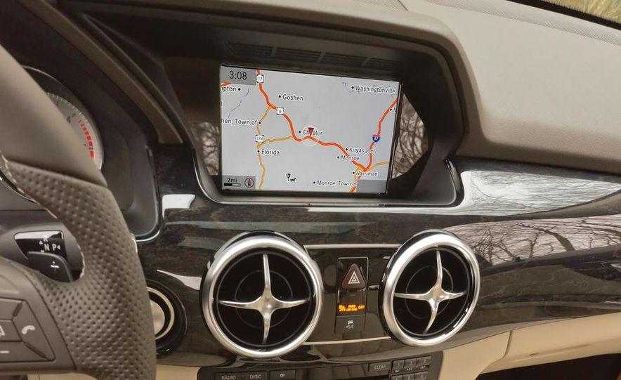 2013 Mercedes-Benz GLK250 BlueTec - Slide 23