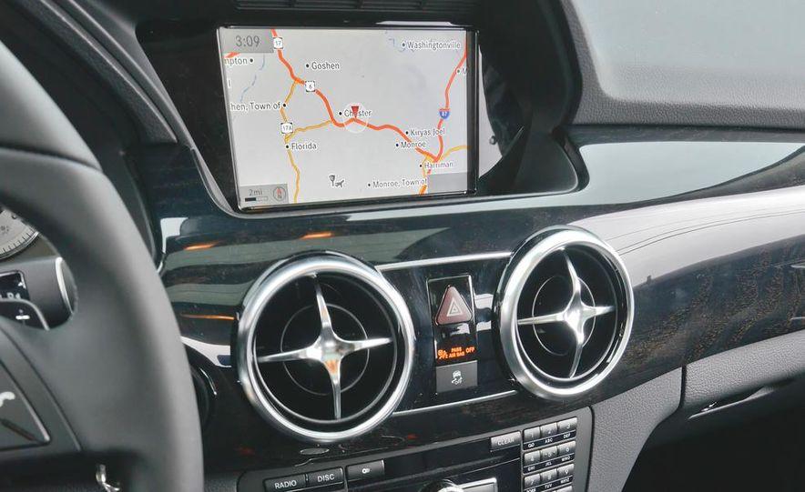 2013 Mercedes-Benz GLK250 BlueTec - Slide 39