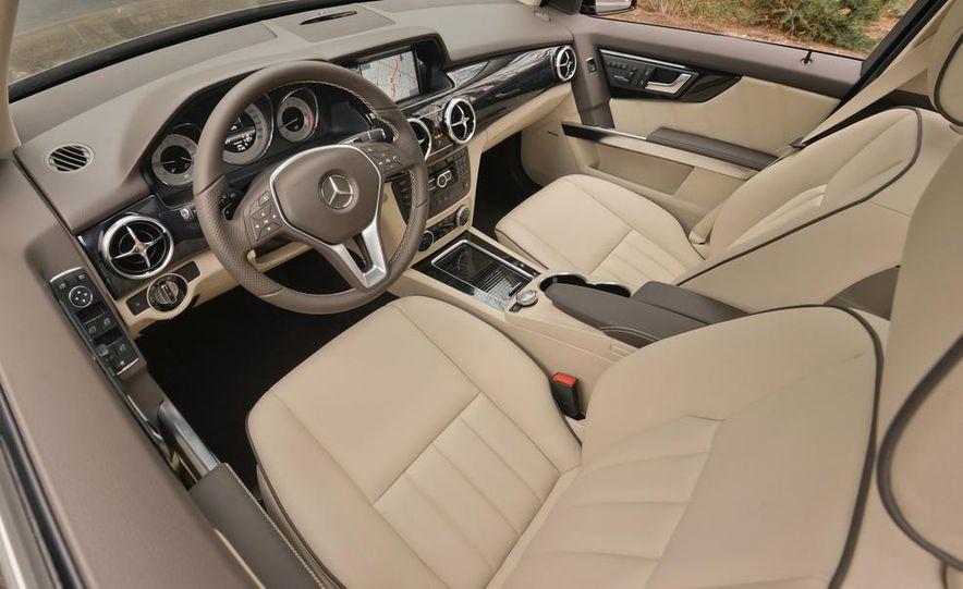 2013 Mercedes-Benz GLK250 BlueTec - Slide 19
