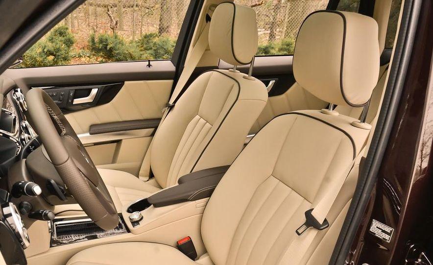 2013 Mercedes-Benz GLK250 BlueTec - Slide 20