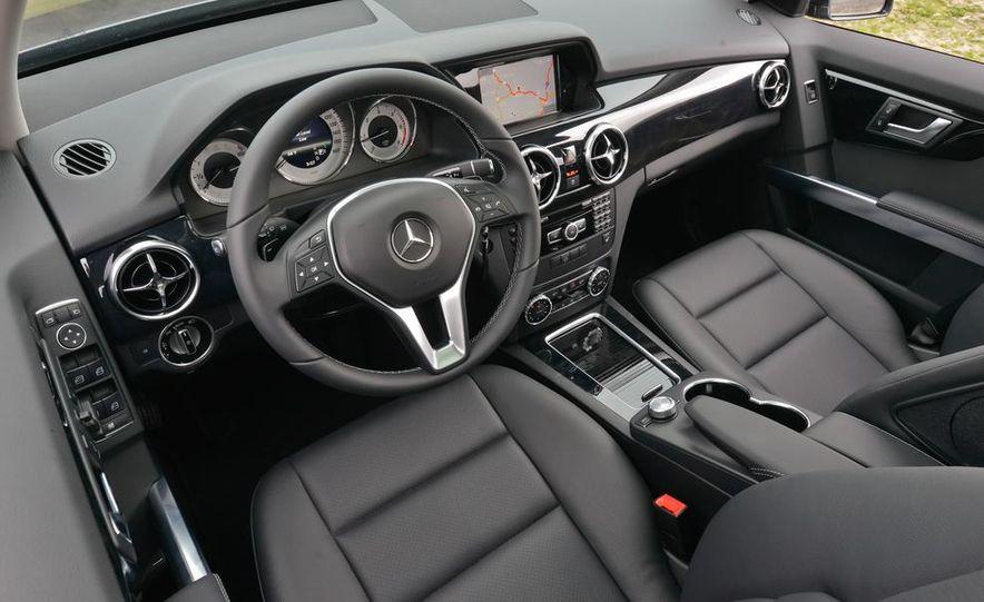 2013 Mercedes-Benz GLK250 BlueTec - Slide 37