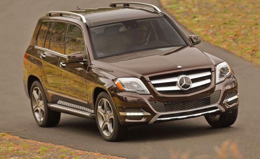 2013 Mercedes-Benz GLK250 BlueTec - Slide 2