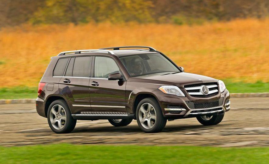 2013 Mercedes-Benz GLK250 BlueTec - Slide 3