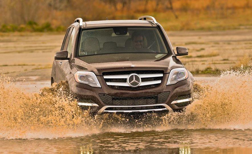 2013 Mercedes-Benz GLK250 BlueTec - Slide 7