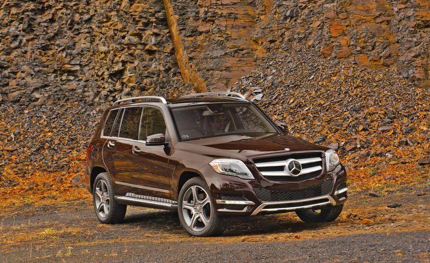 2013 Mercedes-Benz GLK250 BlueTec - Slide 12