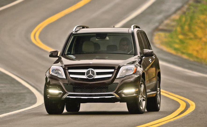 2013 Mercedes-Benz GLK250 BlueTec - Slide 13