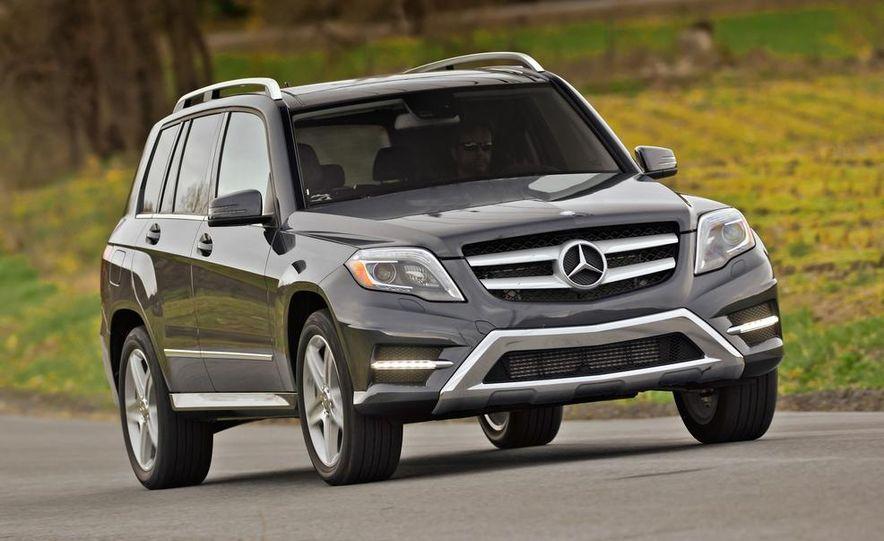 2013 Mercedes-Benz GLK250 BlueTec - Slide 27