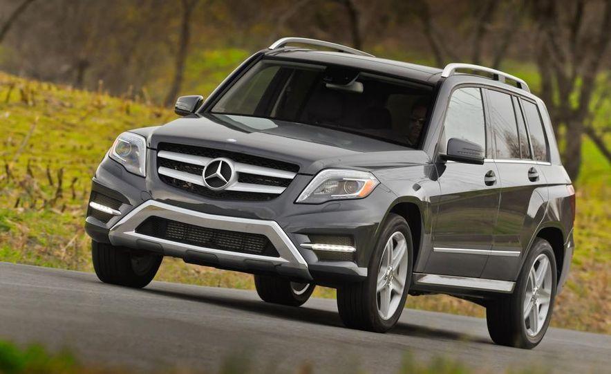 2013 Mercedes-Benz GLK250 BlueTec - Slide 28